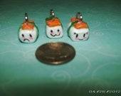 Emo sushi charms