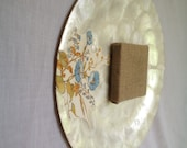 Always And Forever - Decorative Plate Wall Hanging with Canvas -One Of A Kind