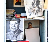 "Communist propaganda - Mao 04 - Photography 9""x13"""