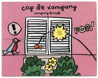 Mutant Books / Cop de xampany (pop up book)