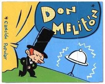 Mutant Books for kids / Don Meliton (pop up book)