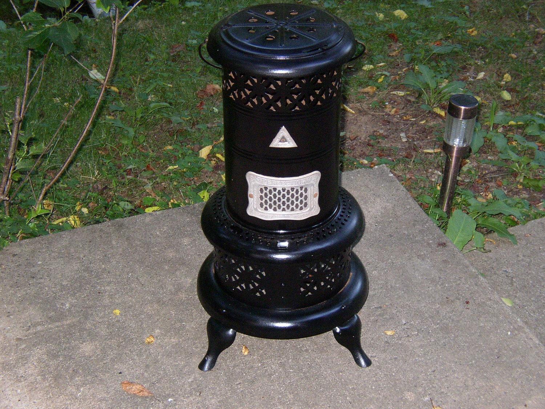 Perfection Smokeless Oil Heater