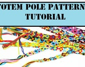 Make Your Own Products to Sell: Pattern Tutorial TOTEM POLE