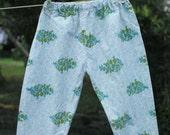 Indian print toddler's pants