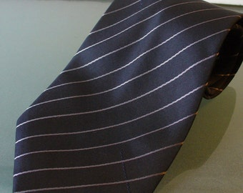 Vintage Hugo Boss Made in Italy Silk Tie