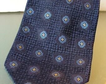Vintage Hugo Boss Silk Made in Italy Necktie