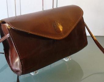Made in Italy GB Crossbody Shoulder Bag Purse