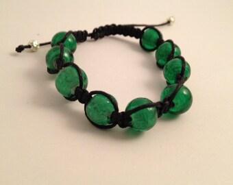 It's not easy being green Bracelet