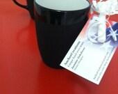 Chalkboard Coffe Mug