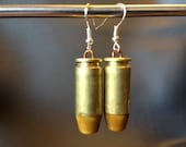 Glass Bullet Earrings