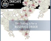 Reserved order for ANNALISA