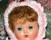 Tiny Tears Doll C 11.5 inch American Character 1950s Absolutely Adorable  ON SALE Reduced from 299.00