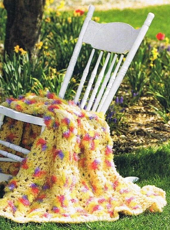 Items similar to BEBOP BLOCKS - Crochet Afghan PATTERN on Etsy