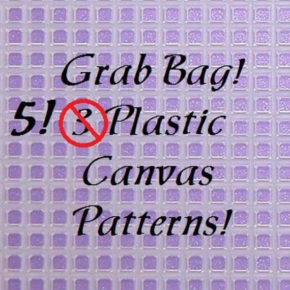 Plastic Canvas Patterns