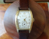 Bulova Vintage 1930's Men's Watch