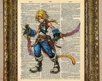 Final Fantasy IX Zidane