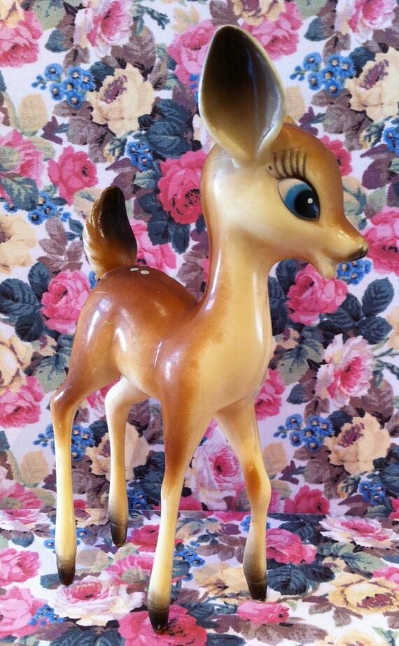 Vintage Kitsch Deer - So Cute