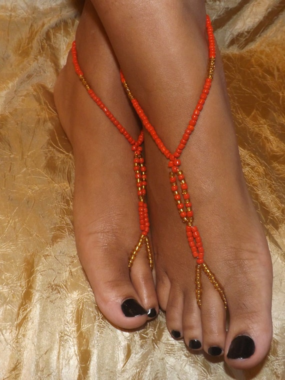 Handmade Barefoot Sandals