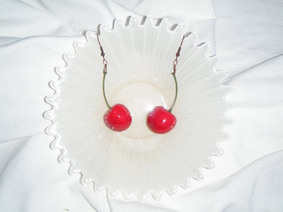 Cheery Cherry Earrings