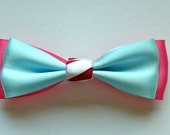 Team Starkid's Sweet Tooth inspired bow