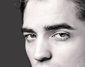 Robert Pattinson cross stitch pattern PDF