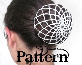 Crochet Bun Cover Pattern