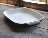 RESERVED FOR ANNE--Denby Baking Dish Casserole Rectangular