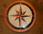Decorative nautical table
