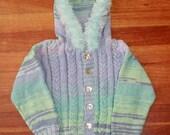Aquatic Jacket: 1- 2 years
