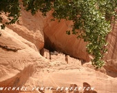 8X12  Fine Art Canyon De Chelly Print Beautiful Home and Office Decor Artwork.