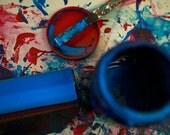 Printing workshop weekend course Hamburg - August 2012
