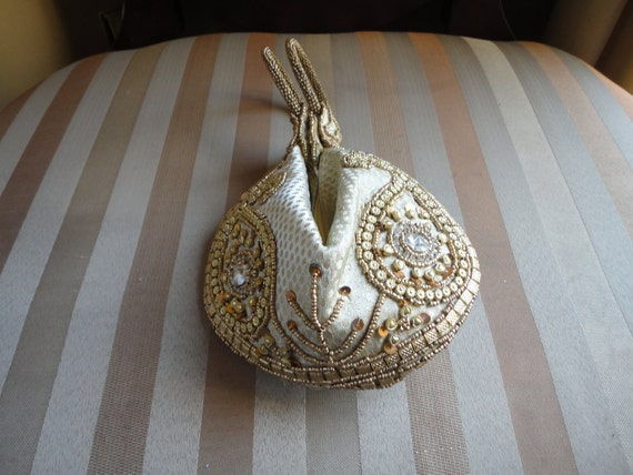 DJSerenitydesigns Pretty Hand Made Wristlet Bag