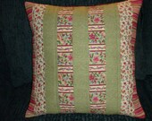 Quilted Throw Pillow Shams