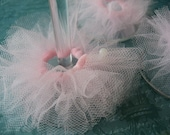 Pink Tutu - Wine Skirts - Charms - Set of 6