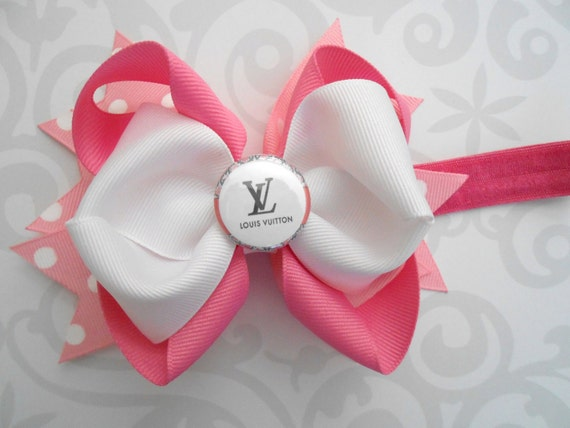 SALE  Louis Vuitton Hair bow