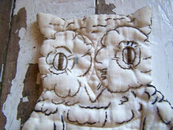 Owl Hot Pad