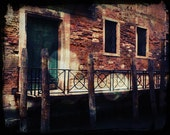 "Venice Photography - Venetian Entrance, Brushed, Limited Edition, Fine Art Photography 8"" x 10"""