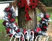 USC Wreath - Go Gamecocks