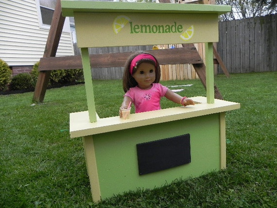 American Girl Lemonade Stand