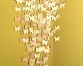 Butterfly chandelier, mobile, ceiling hanging