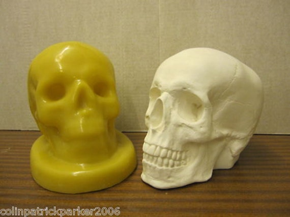 Supercast Skull latex mould / mold