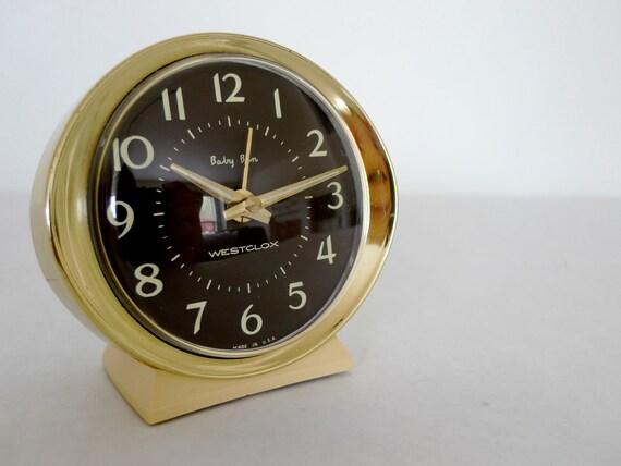 Reserved: Baby Ben Westclox Alarm clock
