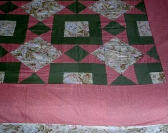 Hidden Star Full Quilt