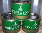 Fiddes & Sons Supreme Wax Polish for finishing Websters Chalk Paint Powder