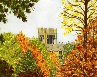 Le Mans Hall, Saint Mary's College, Notre Dame, IN