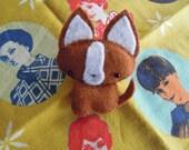 Ritchie Chihuahua - cute felt dog brooch