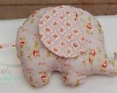Leah Rose Elephant Softie