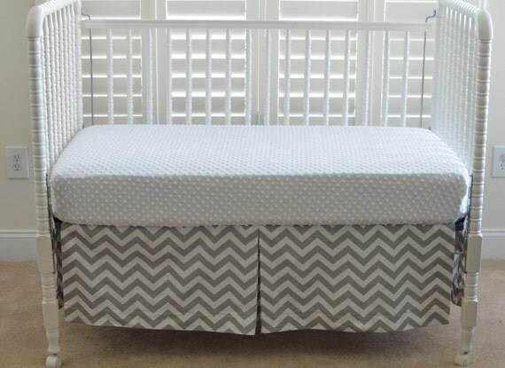 Design Your Own Custom Crib Skirt-10% OFF TODAY ONLY