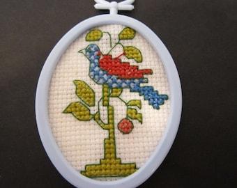 Christmas Bird Christmas Tree Ornament