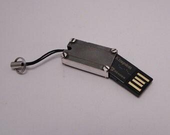 """Pendrive Silver   """"DriveBox""""  microSD"""